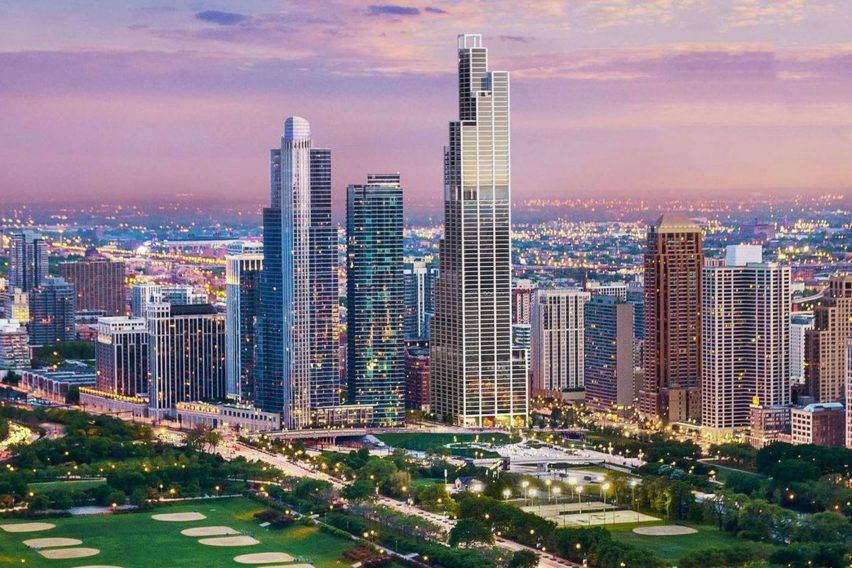 One Grant Park by Rafael Viñoly
