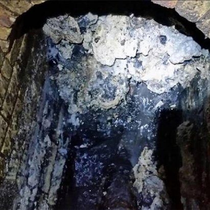 Fatberg in Whitechapel