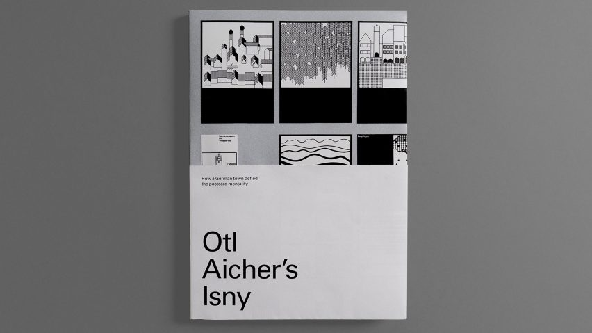 Otl Aicher's Isny graphics project posters.