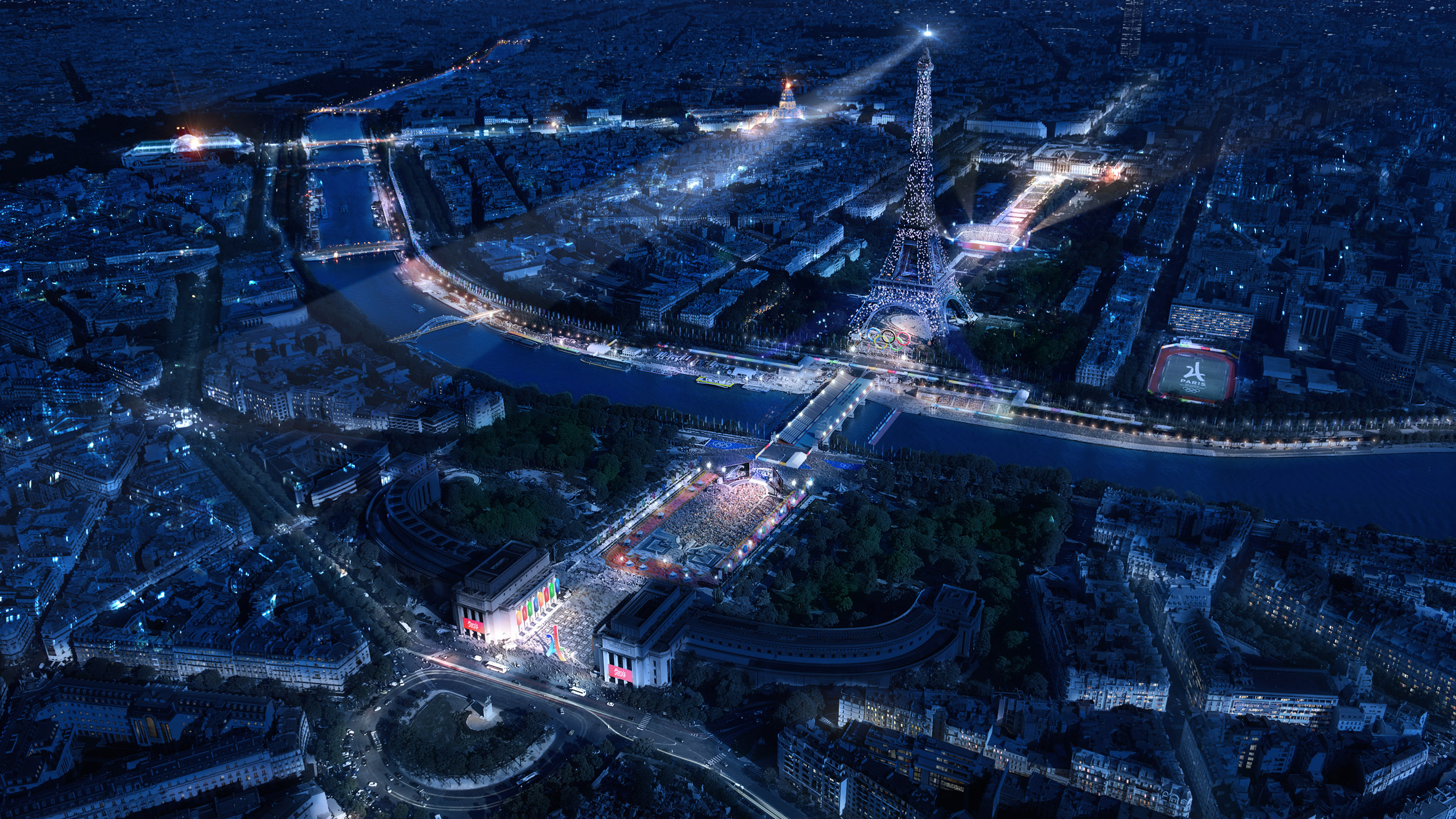 This week, Paris unveiled plans for the 2024 Olympics