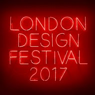 Pentagram creates new visual identity for London Design Festival