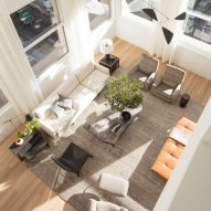 10 double-height rooms that bring ample space and light into home interiors