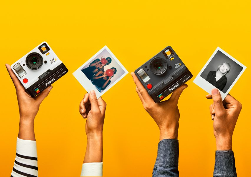 Polaroid Originals is a new company that is releasing a new analogue instant camera, the Polaroid OneStep 2.