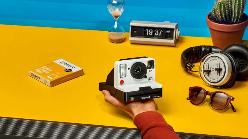 polaroid originals pays homage to one of the most iconic cameras