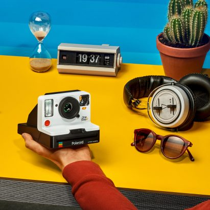 Polaroid relaunch their classic camera.