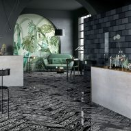 Mirage x Studio Job PopJob floor tile collection
