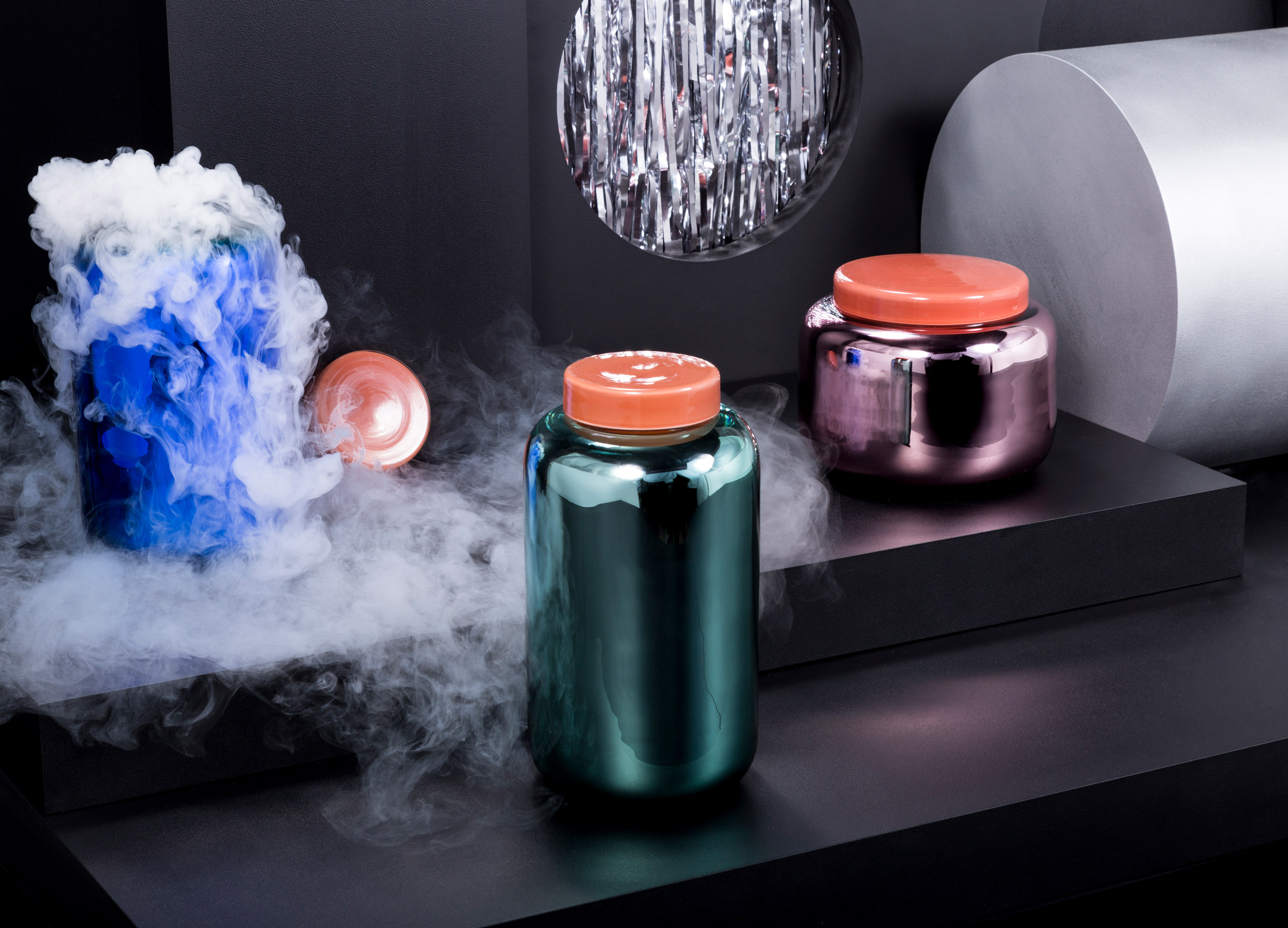 Pulpo debuts tableware collection at London Design Festival pop-up