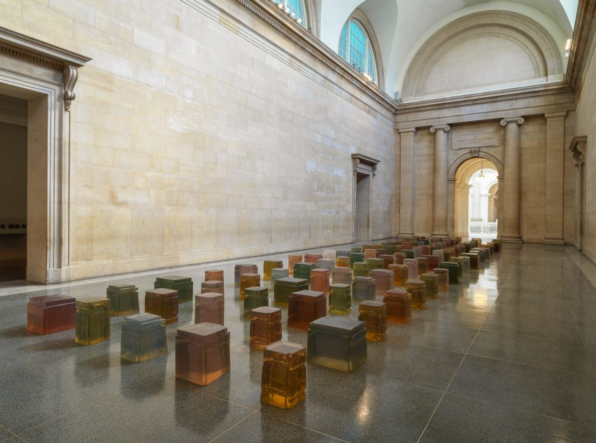Tate Britain commemorates over three decades-worth of work by contemporary artist Rachel Whiteread