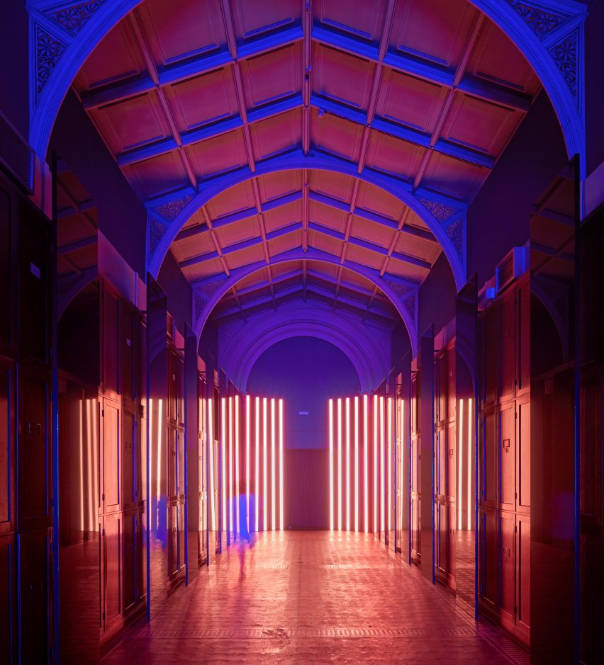 Reflection Room by Flynn Talbot at London Design Festival 2017