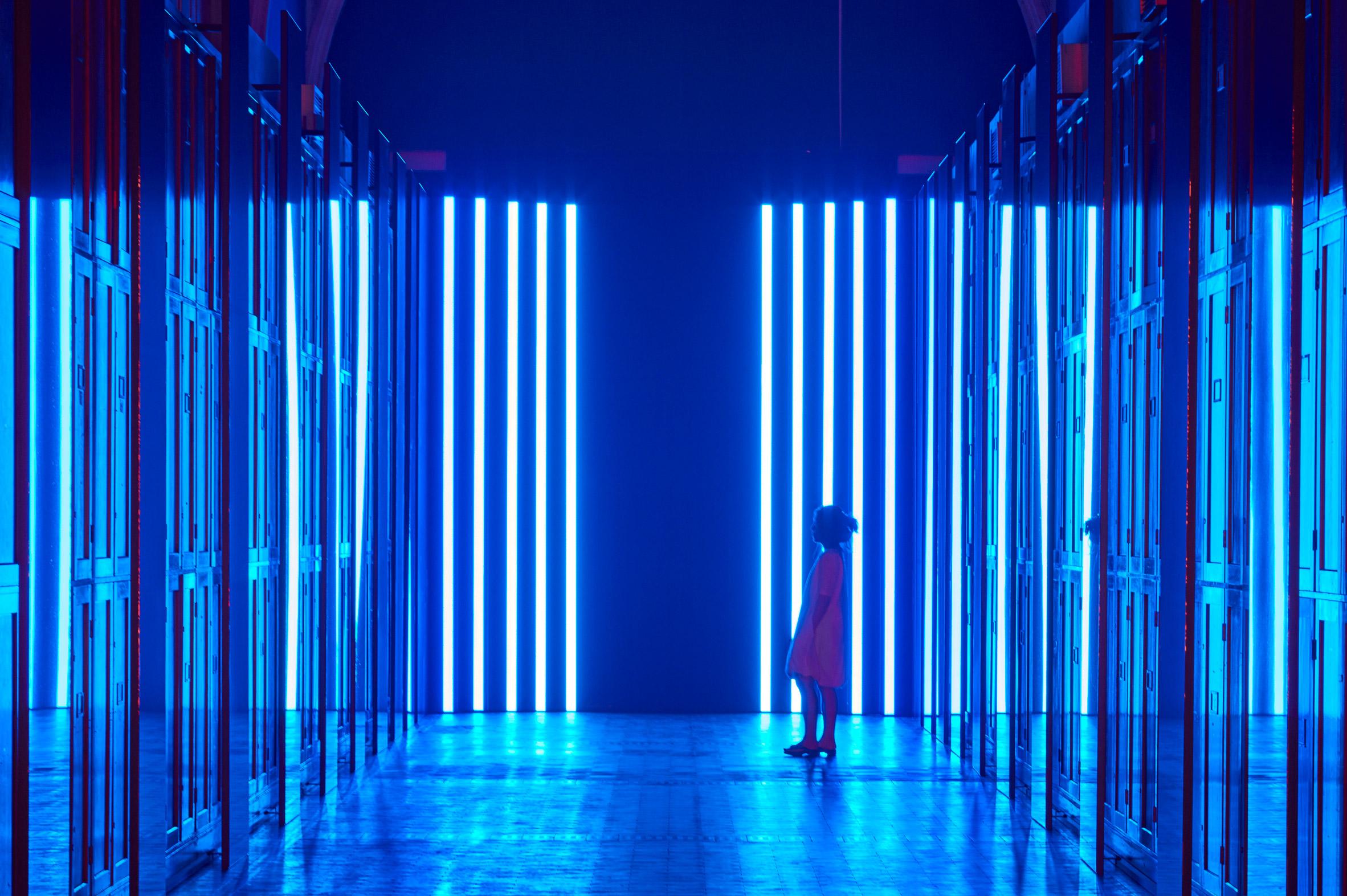 Reflection Room by Flynn Talbot at London Design Festival 2017
