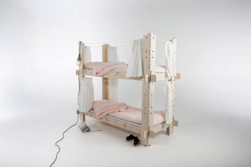 Lahti University Students Design Furniture For Victims Of Displacement Simple Furniture Design University