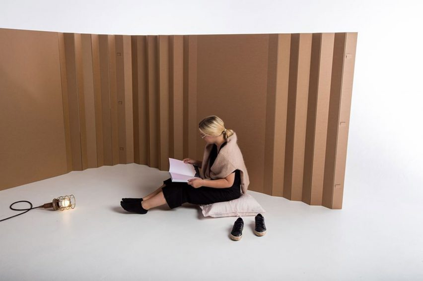Lahti University Students Design Furniture For Victims Of Displacement