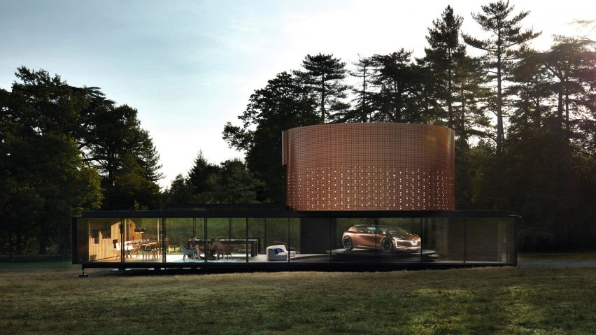 """Renault unveils its vision for a car and home """"in complete symbiosis"""""""