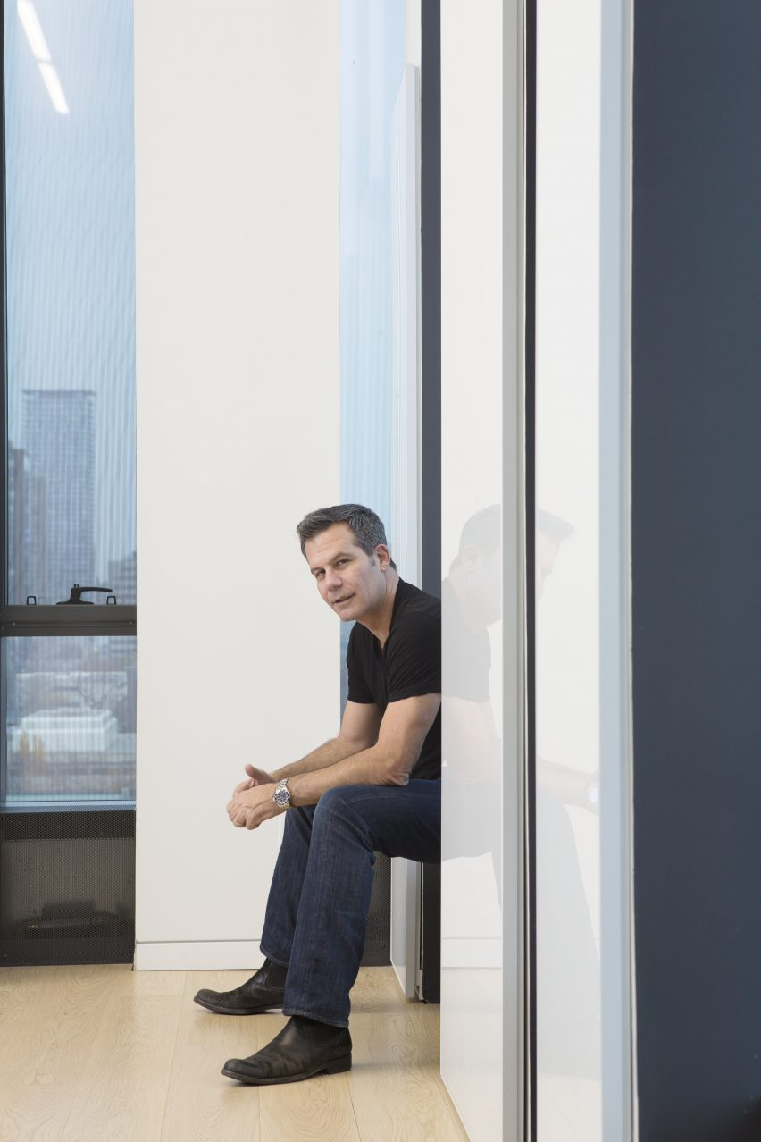 Portrait of Richard Florida.