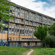 Robin Hood Gardens tops Twentieth Century Society's list of lost architectural treasures