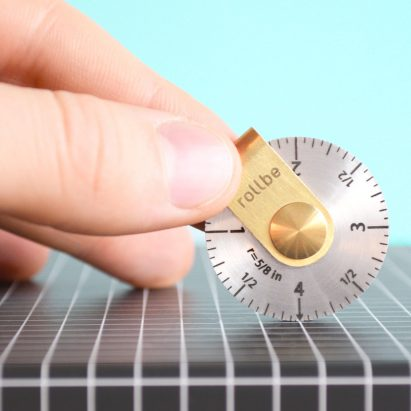 Rollbe compact measuring tape