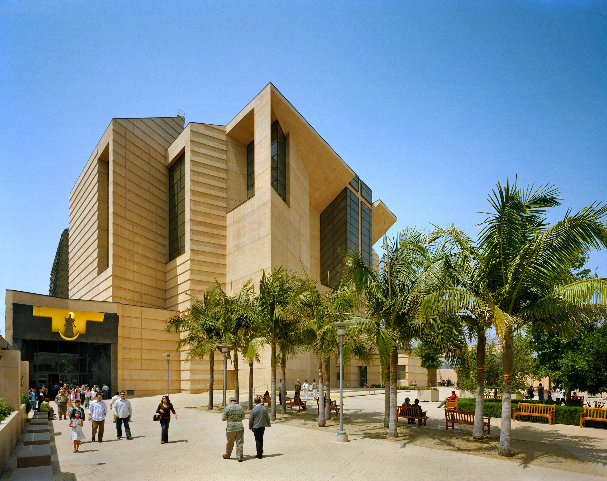 Dezeen roundup: Six of Rafael Moneo's bet buildings