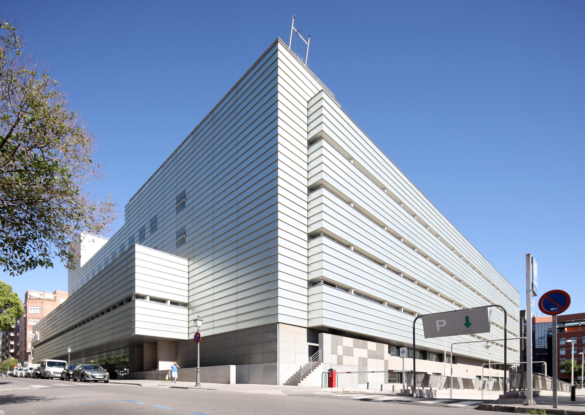 Dezeen roundup: Six of Rafael Moneo's best buildings