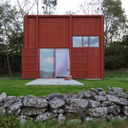 Späckhuggaren, 'House for a Drummer' by Bornstein Lyckefors Architects
