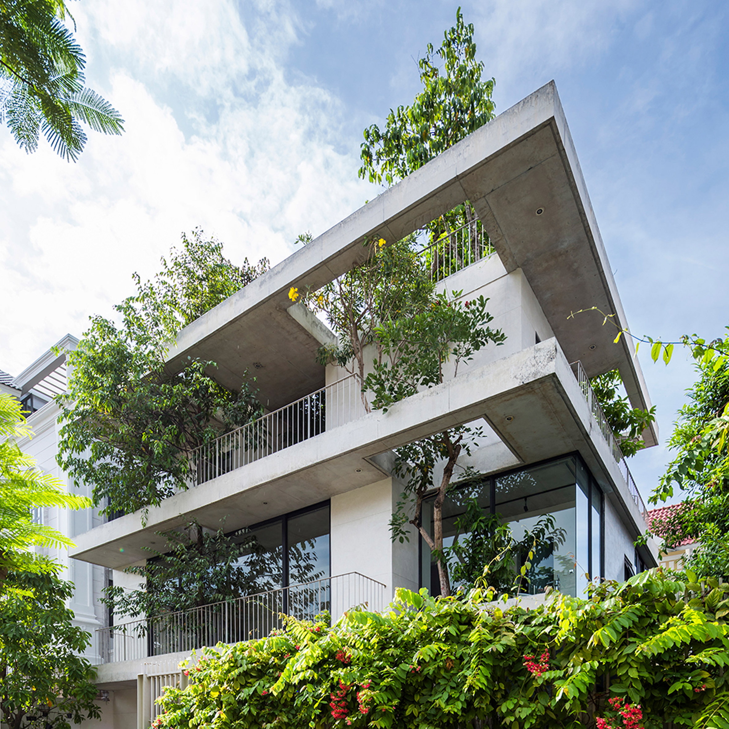 House design and architecture in Vietnam   Dezeen