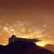 Star Wars-inspired observatory will be built atop a mountain in Cyprus