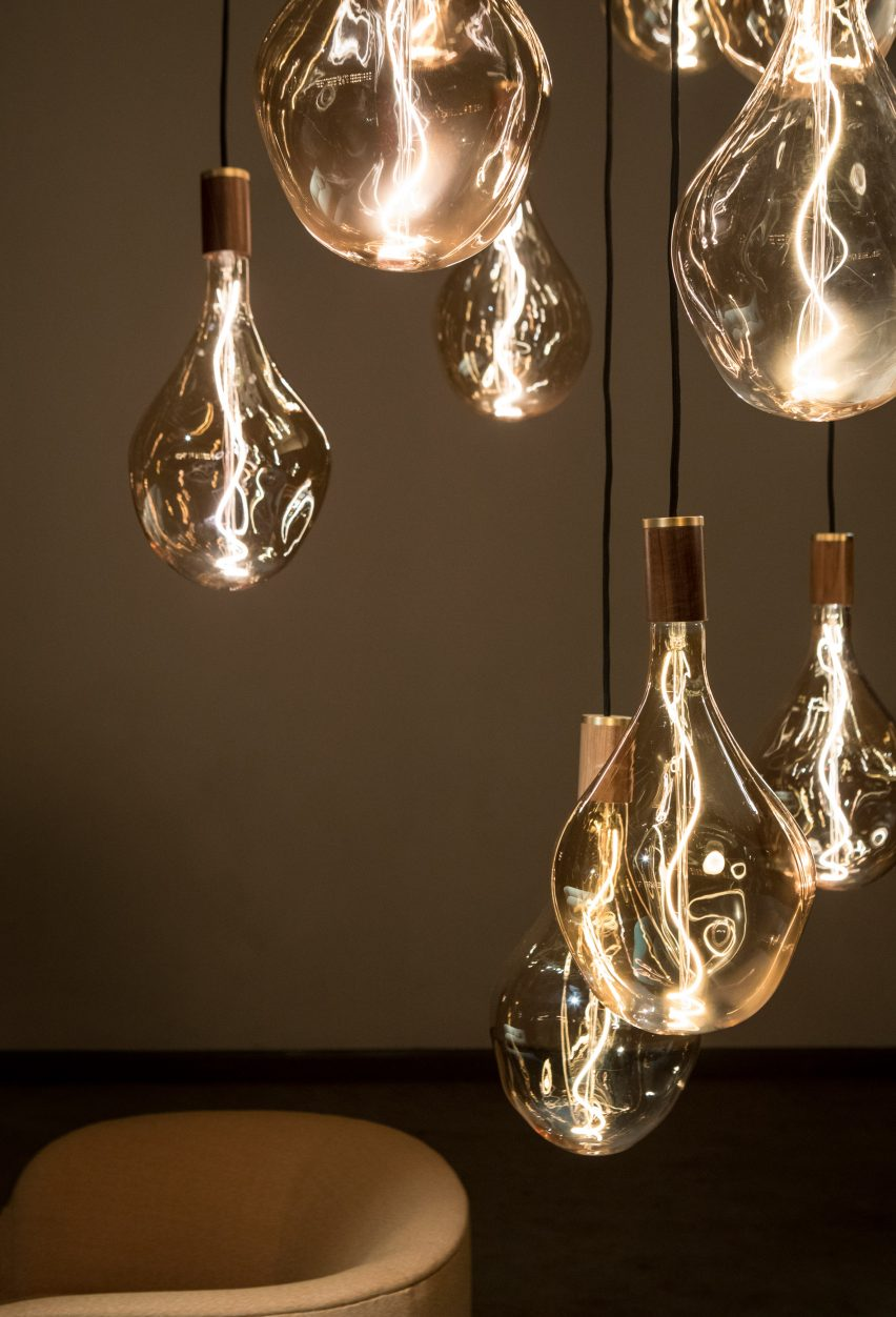 Tala's Voronoi bulb at London Design Festival 2017