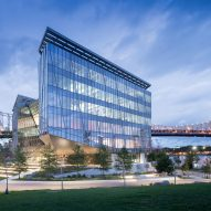 The Bridget at Cornell Tech Campus by Weiss/Manfredi