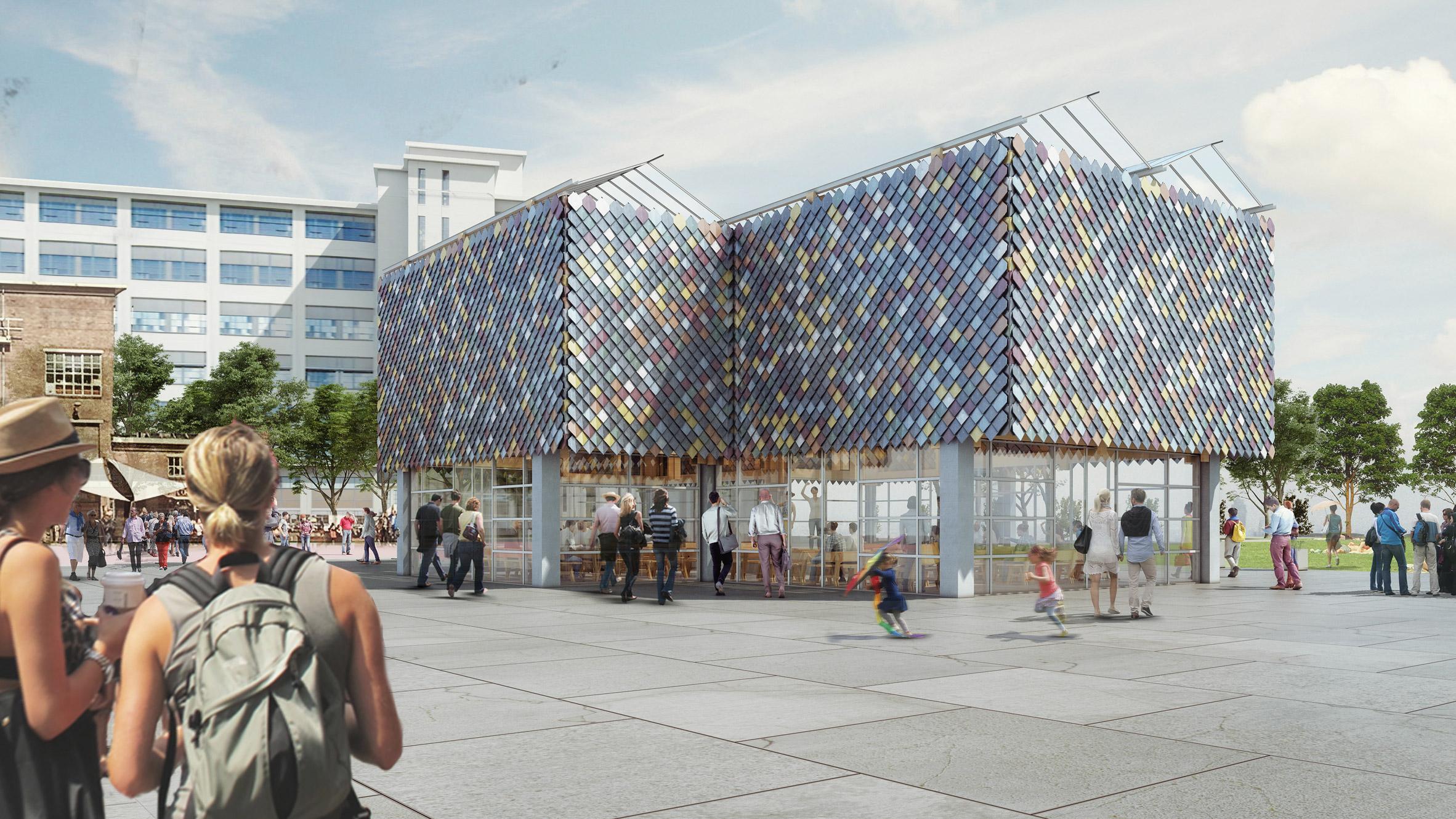 Bureau sla architecture and design dezeen