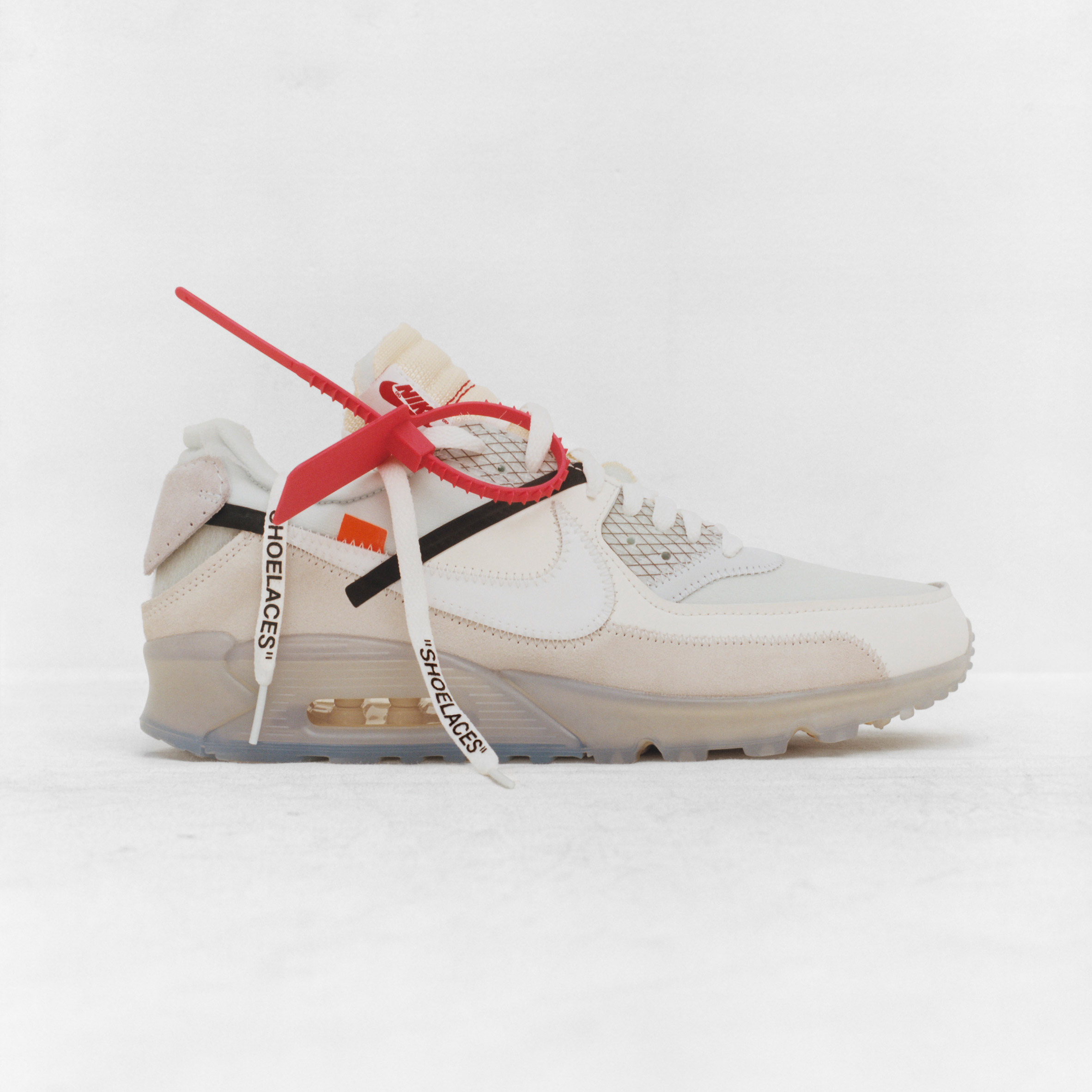 Virgil Abloh's The Ten collaboration with Nike