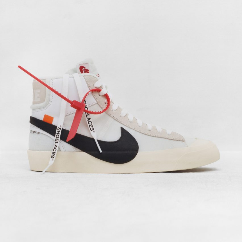 96874cdf690db Virgil Abloh reconstructs 10 of Nike s most iconic sneakers