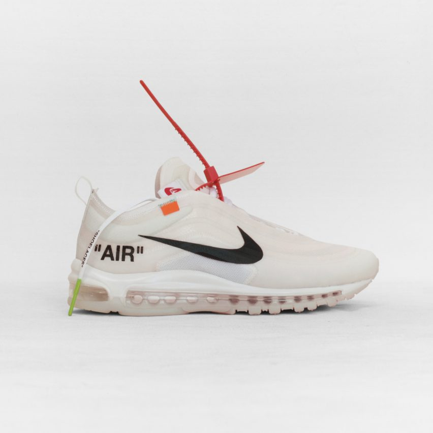 80f89b91c1 Virgil Abloh reconstructs 10 of Nike's most iconic sneakers