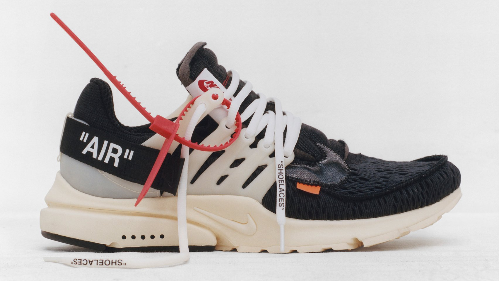 low priced bb947 e8aee Virgil Abloh reconstructs 10 of Nike s most iconic sneakers
