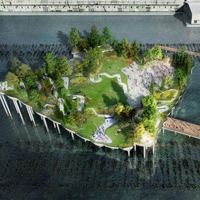 Architecture And Design In New York Dezeen