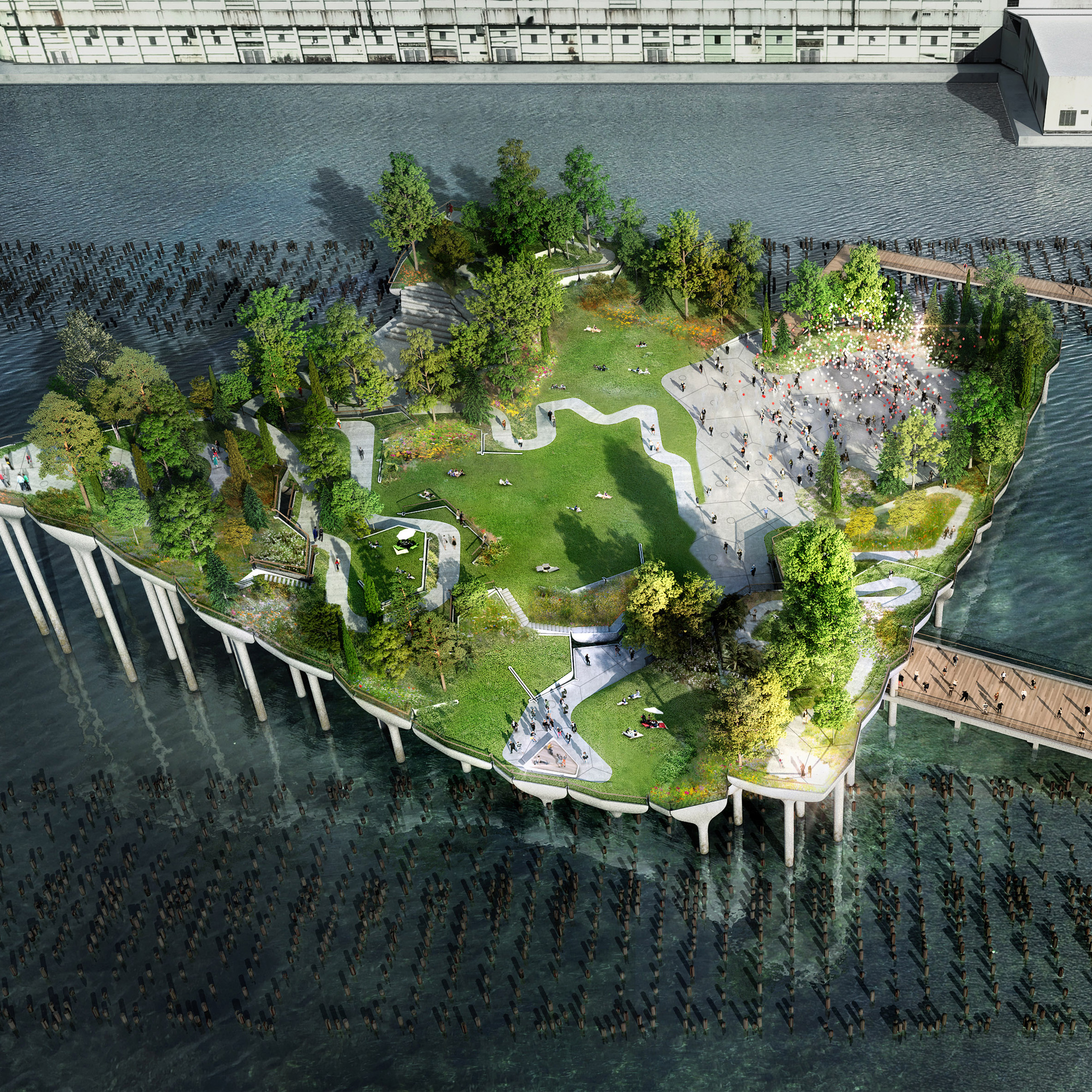 Thomas Heatherwick Saddened After Plans For New York Treasure Island Are Scrapped
