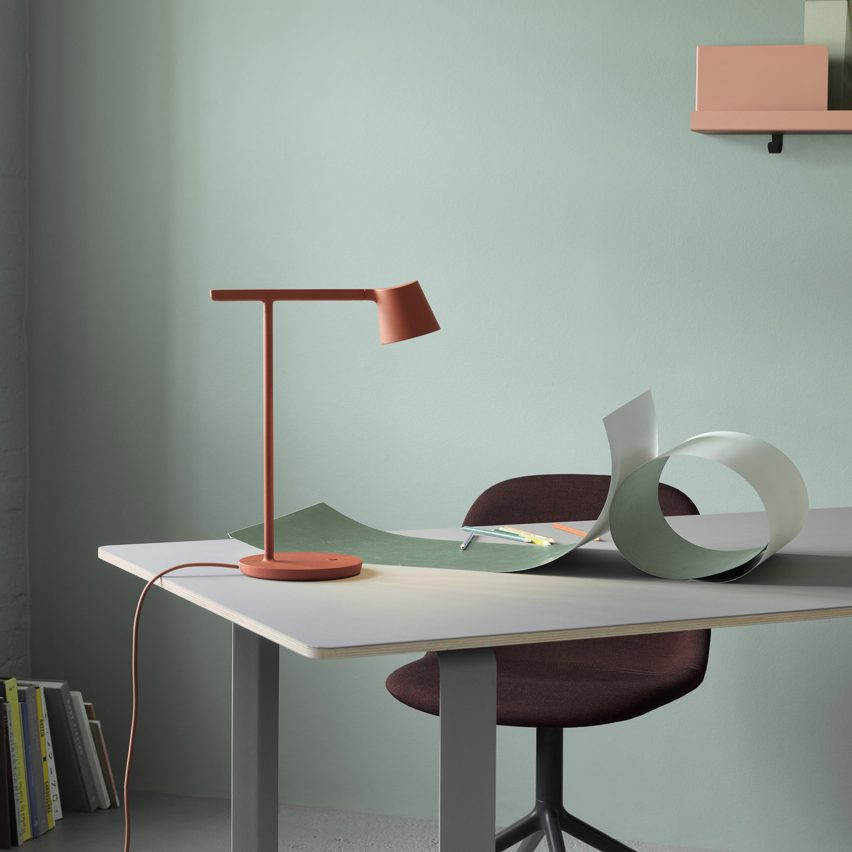 Tip Lamp by Jens Fager for Muuto Lighting.