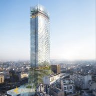 "Tour Montparnasse set to receive ""green makeover"" by Nouvelle AOM"