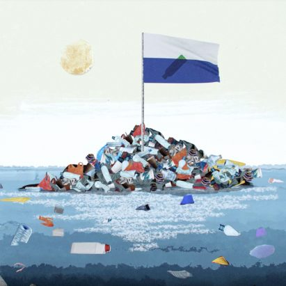Petition Launched To Recognise Great Pacific Garbage Patch As A Country. A  Massive Mound Of Plastic In The Pacific Ocean ...