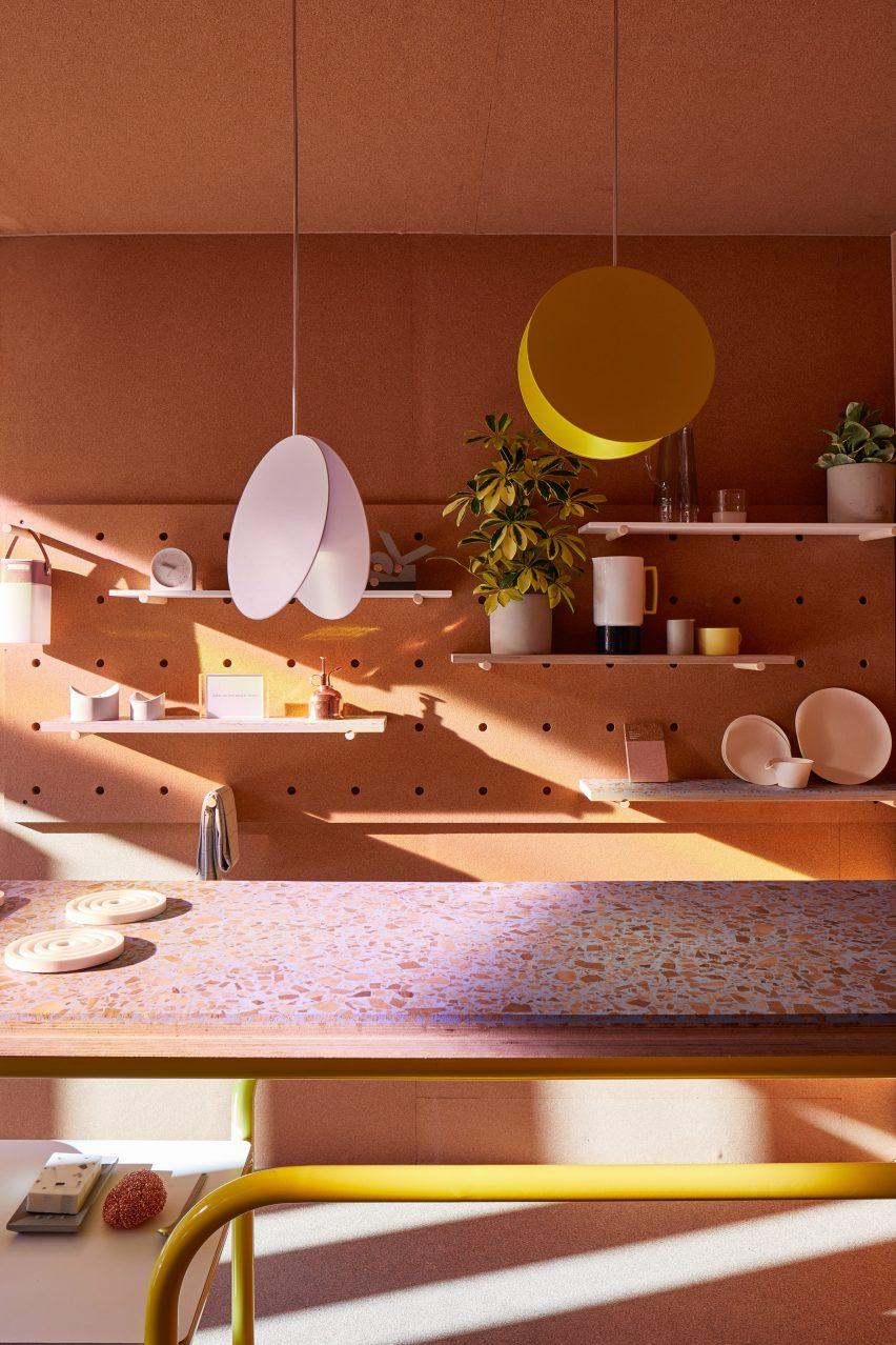Urban Cabin by Sam Jacob and MINI Living