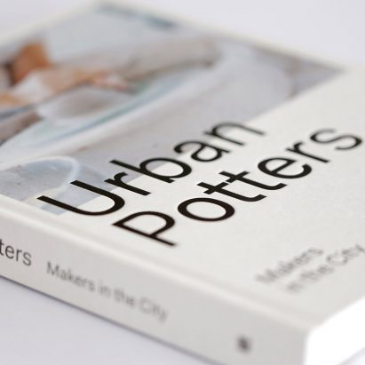 Urban Potters by Katie Treggiden, published by Ludion.