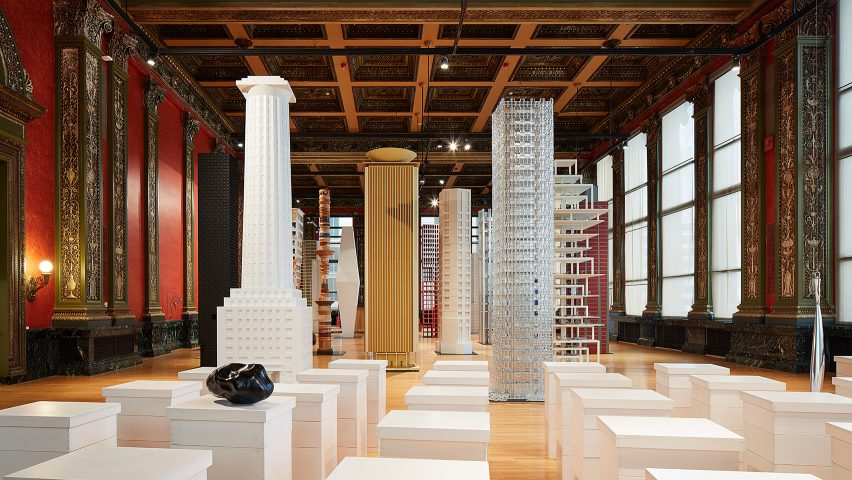 Vertical City exhibition at Chicago Architecture Biennial 2017