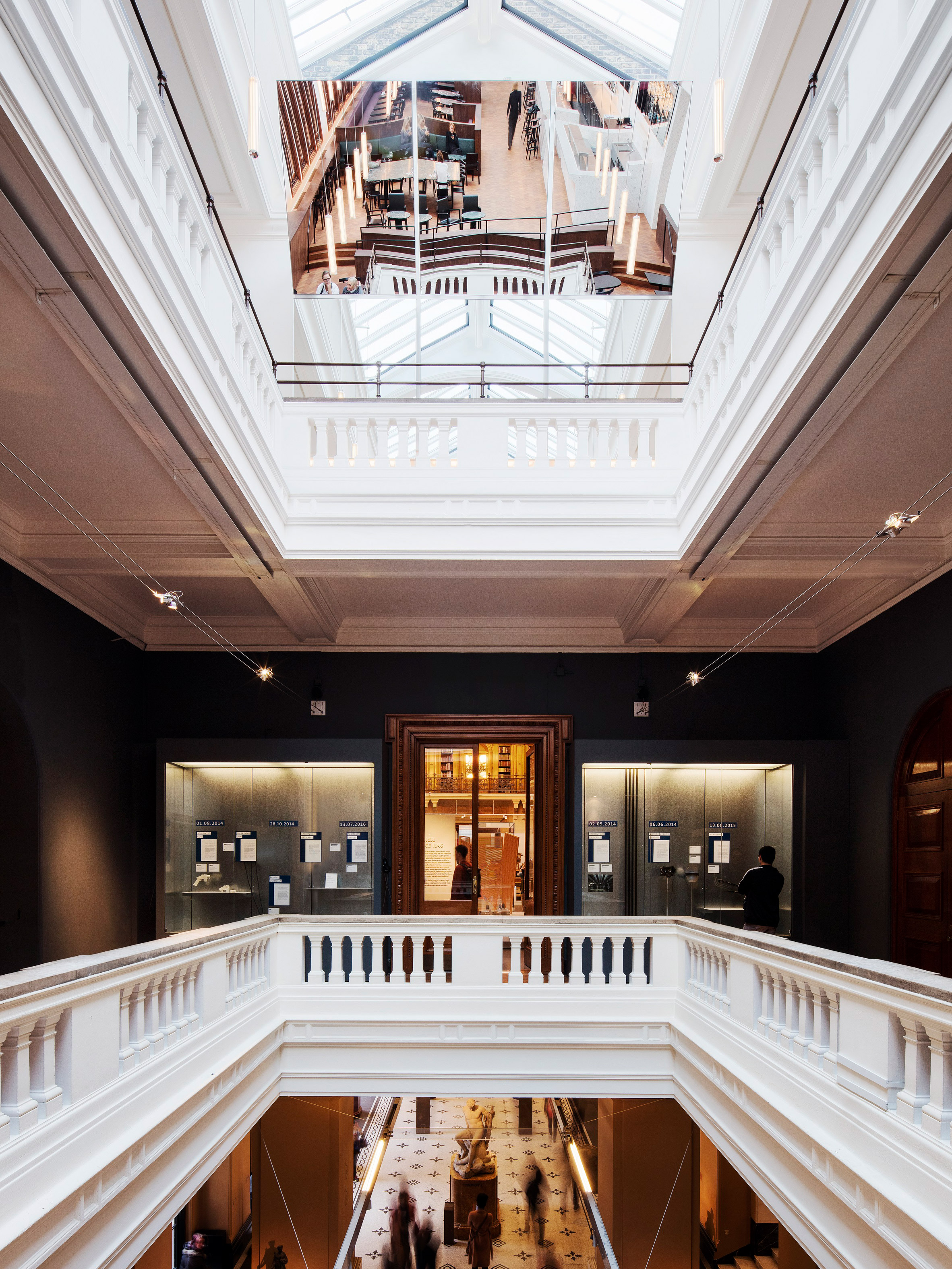 V&A Members' Room by Carmody Groarke