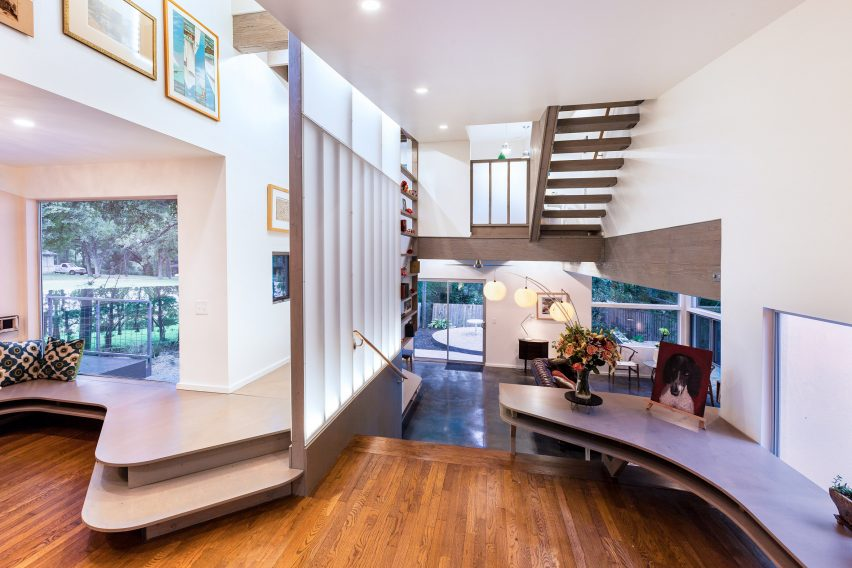 Westrock Drive House by Tom Hurt