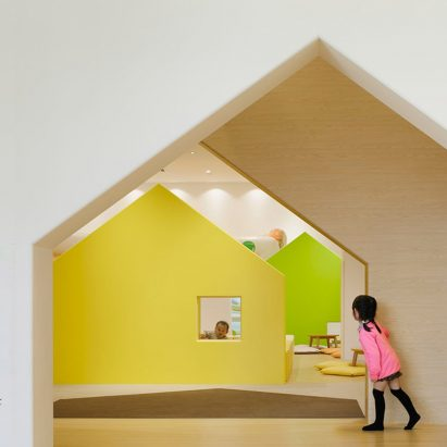 architecture yellow. call for entries to yacu0027s pinocchio childrenu0027s library competition architecture yellow