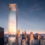 Rafael Viñoly's 125 Greenwich Street skyscraper to rise in Downtown Manhattan