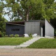Studio 804 uses salvaged materials to construct sustainable home in Kansas