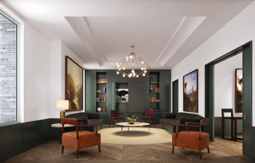 180 East 88th Street by DDG