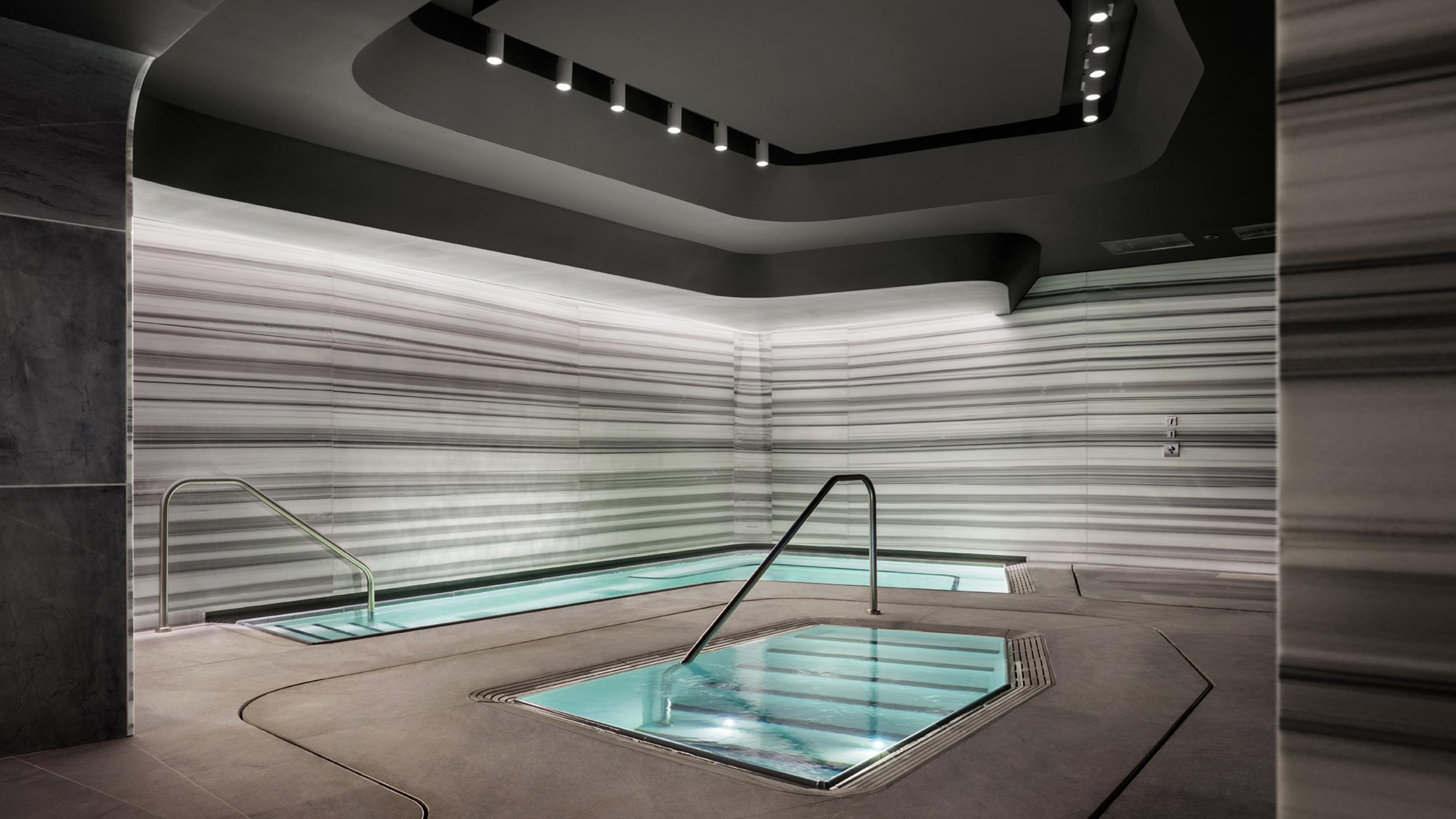 ... 520 W 28th Amenities By Zaha Hadid Architects