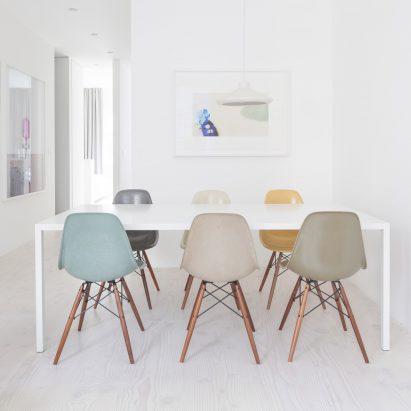 HASA Architects transforms London apartment into