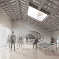 David Chipperfield to restore historic palace on Venice's Piazza San Marco