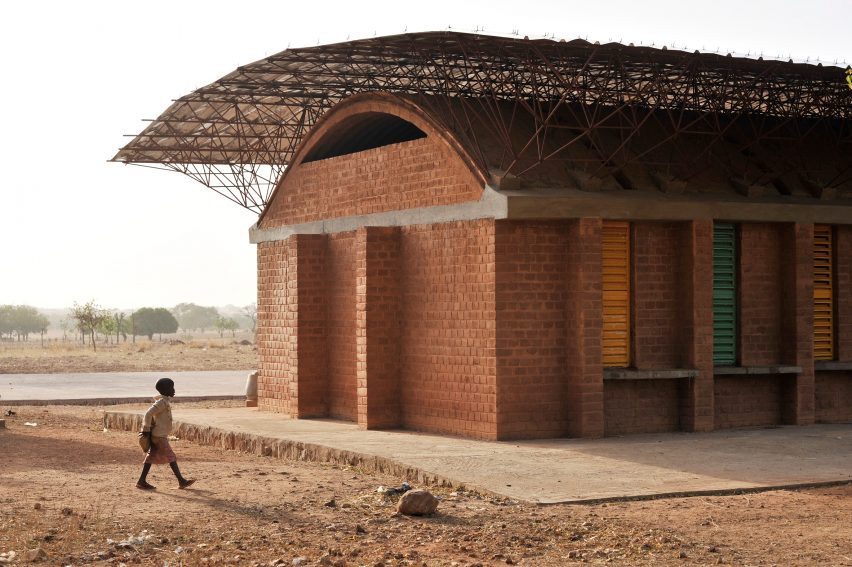 Frances Kere Gando School Project Dezeen Movie